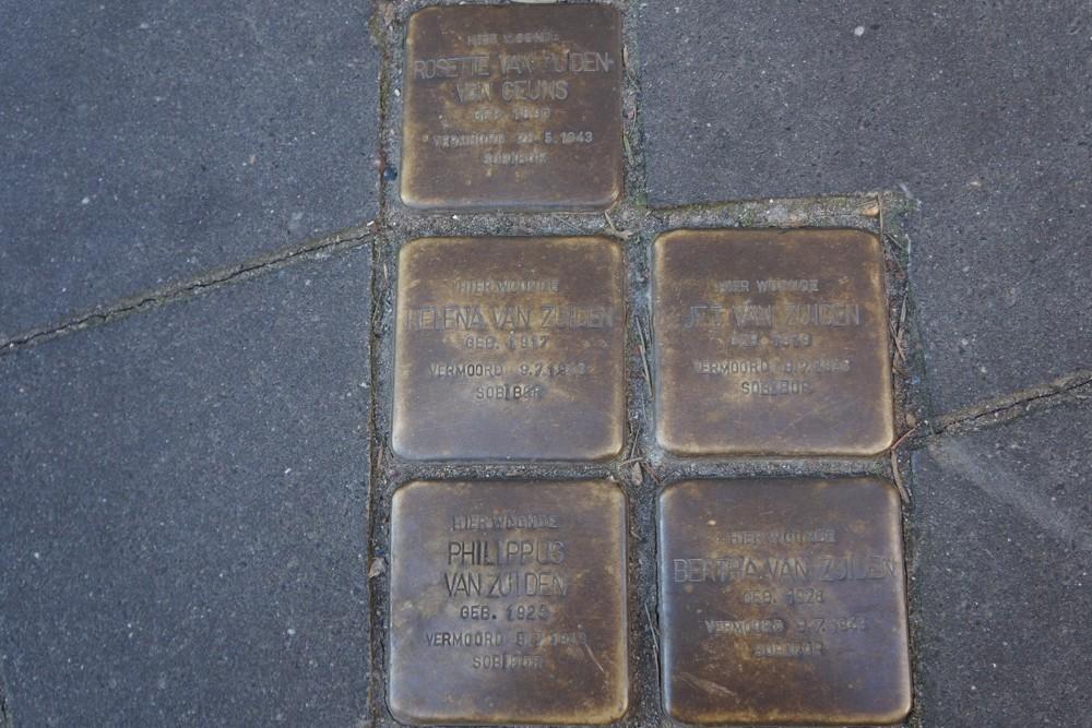 Stumbling Stones Kamperstraat 3a
