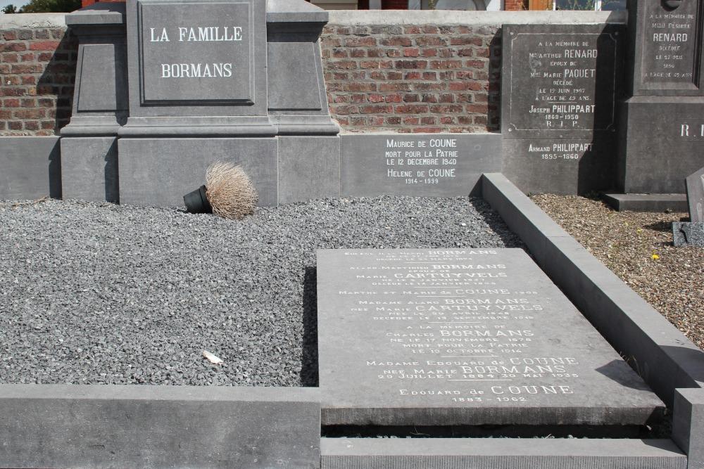 Belgian War Graves Bas-Oha