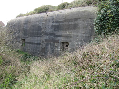 Stützpunkt Lohengrin bunkertype 502 Zoutelande