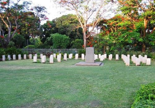 Commonwealth War Cemetery Dar es Salaam