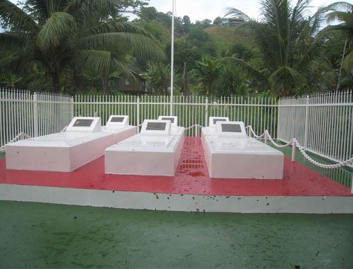 Commonwealth War Graves Honiara