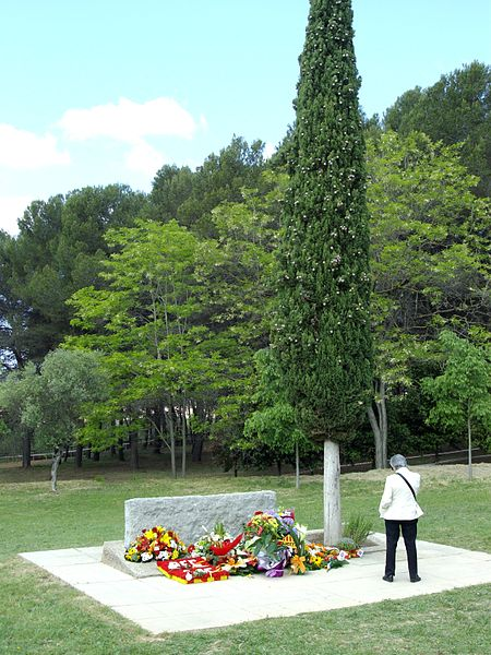 Concentration Camps-memorial Sabadell