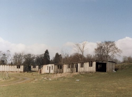 Buildings Prisoner-of-War Camp Balhary