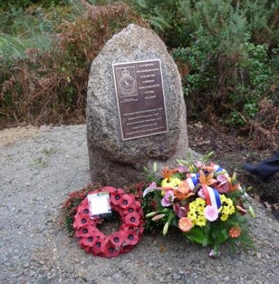 Memorial Crash 22 June 1942