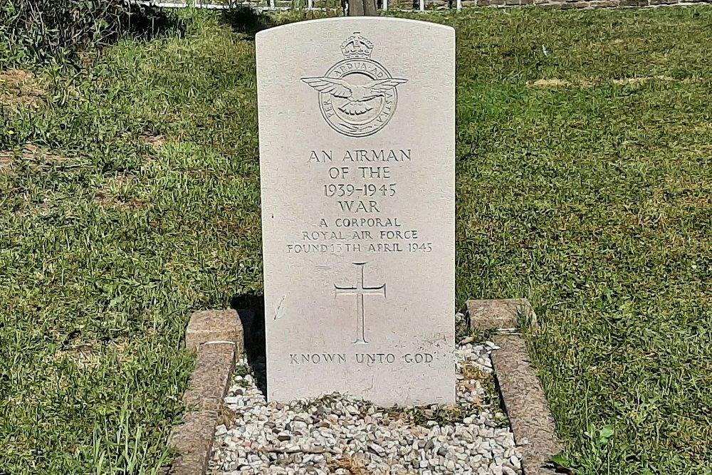 Commonwealth War Grave Wijk aan Zee