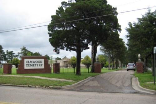 Oorlogsgraf van het Gemenebest Elmwood Cemetery