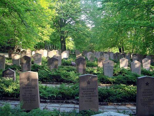 Soviet War Cemetery Chemnitz