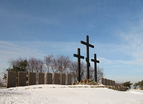 German War Cemetery Pillau / Baltijsk