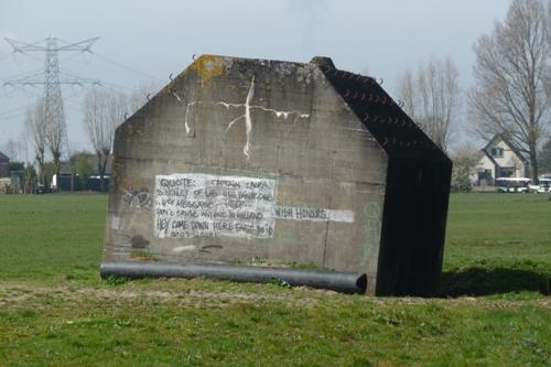 Group Shelter Type P Zuidpolderweg