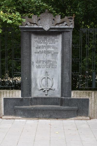 Memorial Vondelpark