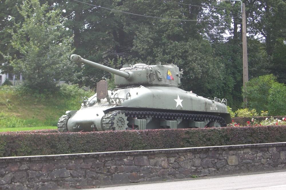 M4A1 Sherman Tank Vielsalm