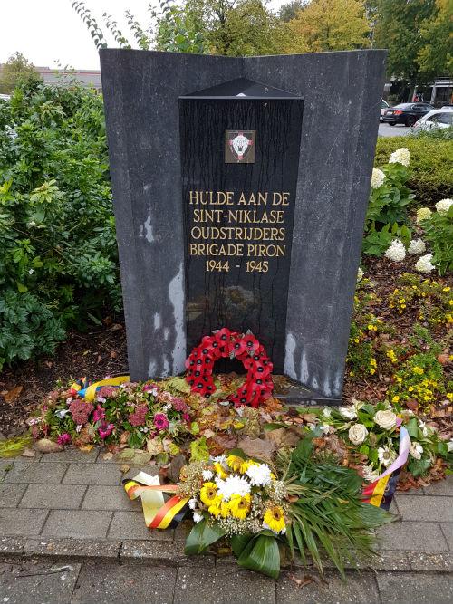 War Memorial Piron Brigade