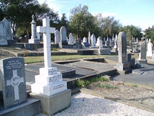Oorlogsgraven van het Gemenebest Oamaru Cemetery