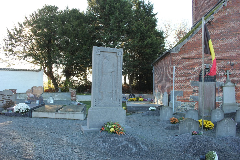 War Memorial Cemetery Bierghes