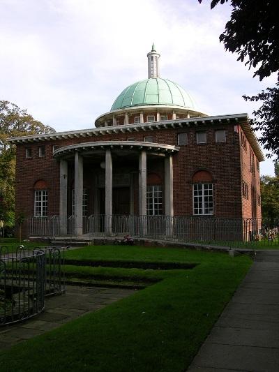 Monument Crematorium Ipswich