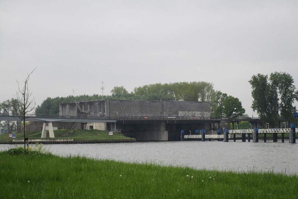 Plofsluis Nieuwe Hollandse Waterlinie