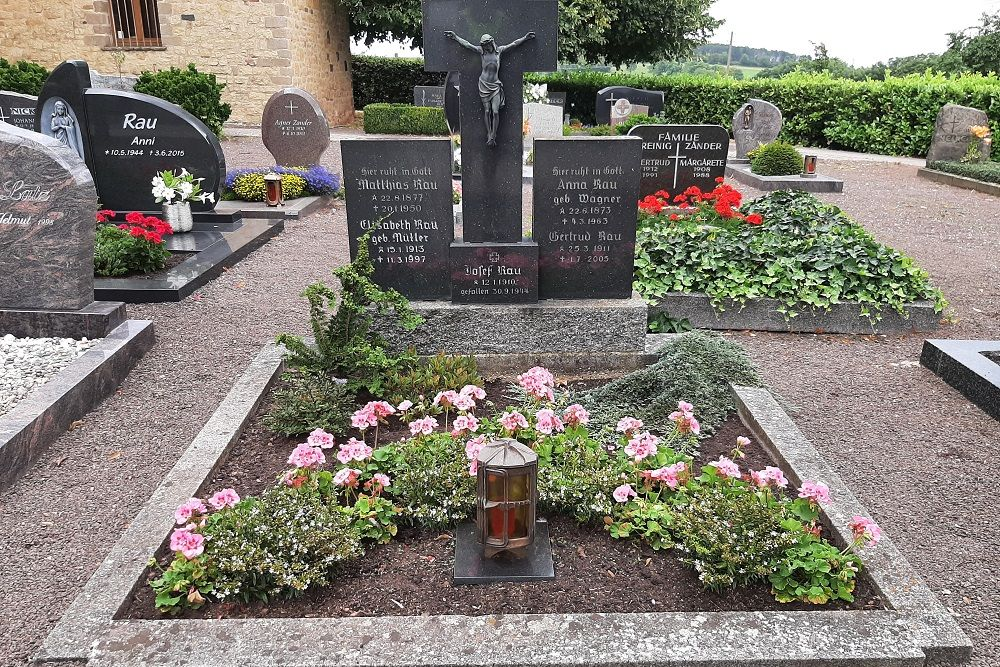 German War Graves Berg
