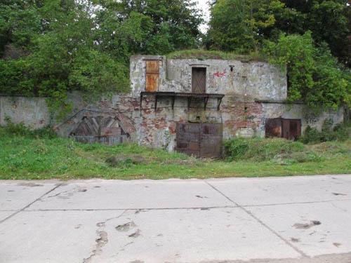 Festung Pillau - Duitse Commandobunker