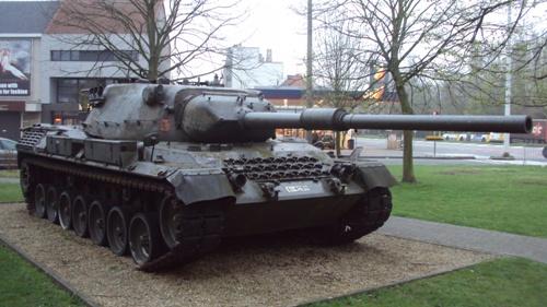 Leopard I Tank