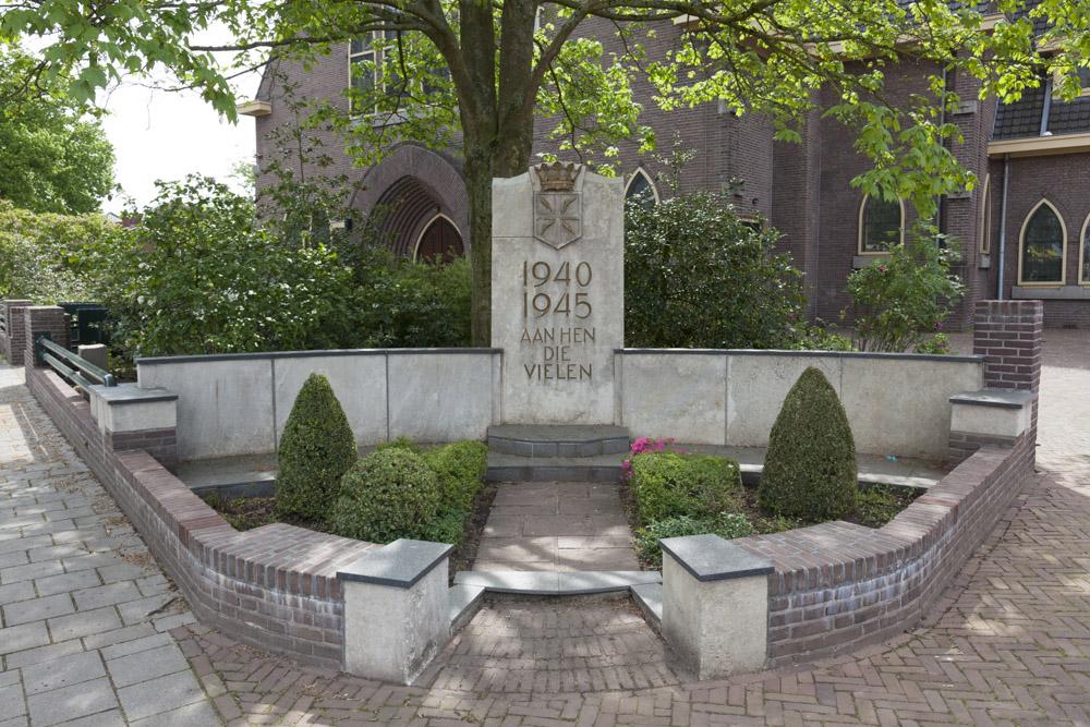 War Memorial Wierden