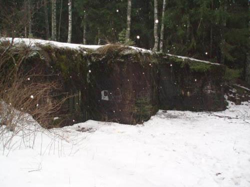 Stalin Line - Artillery Casemate K-4