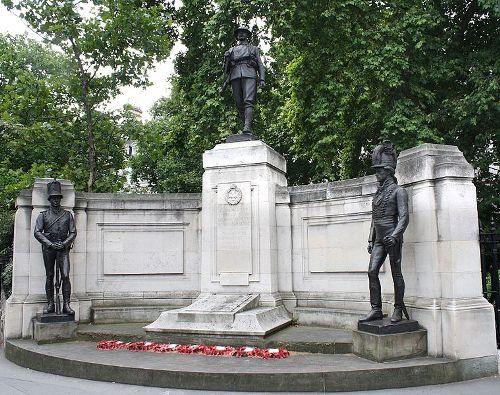War Memorial Rifle Brigade