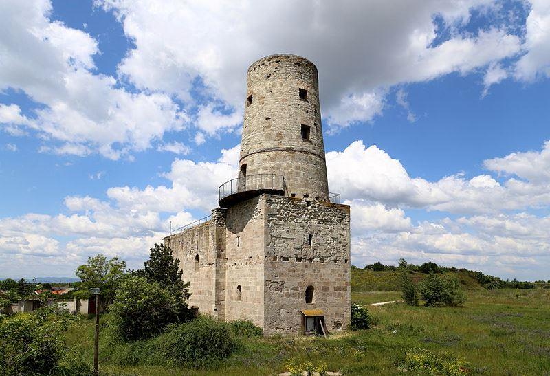 Ruïne Kerk Markgrafneusiedl