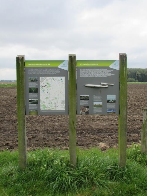 Information Sign V1 Strike Kruisland