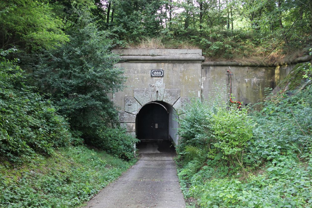 Fortfied Position Liège - Fort Pontisse
