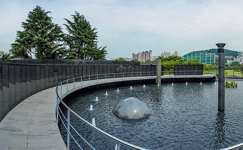 Herdenkingsmuur Verenigde Naties