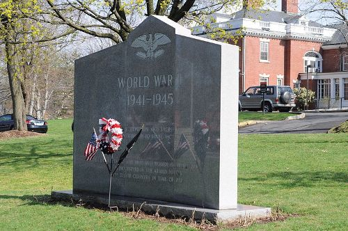 World War II Memorial Middletown