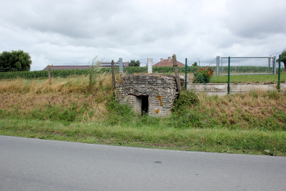 British Bunker Wimbledon Passendale