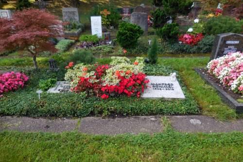 Grave Manfred Rommel
