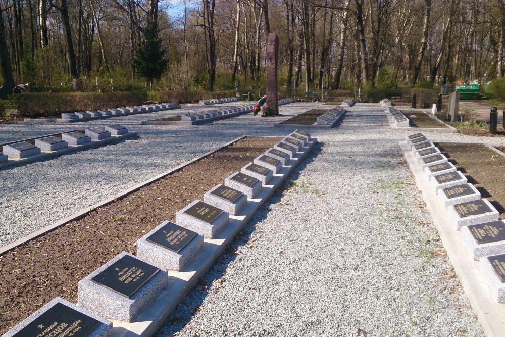 Sovjet Oorlogsgraven Ivanovskom