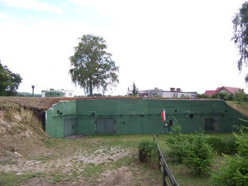 Ostwall - Panzerwerk 694