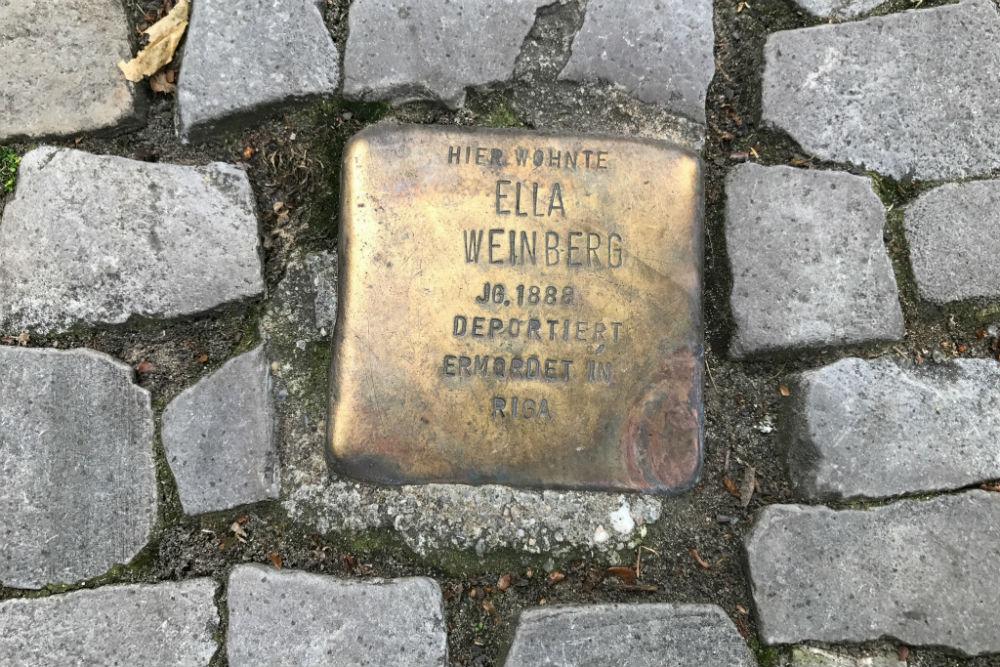 Stumbling Stone Drakestraße 53