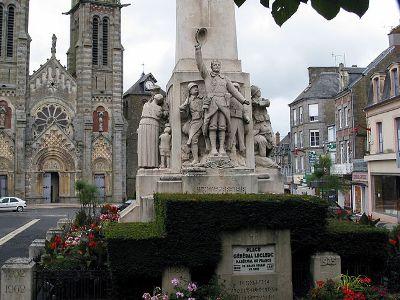 War Memorial La Ferté-Macé