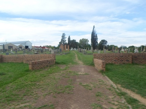 Commonwealth War Graves Ficksburg Cemetery