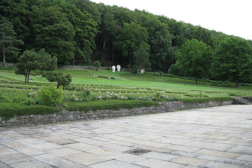 German War Cemetery am Nagelberg