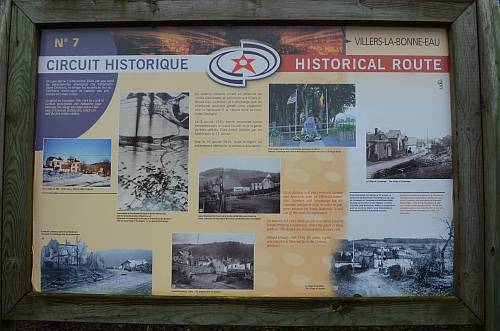 Historical Route Bastogne 7