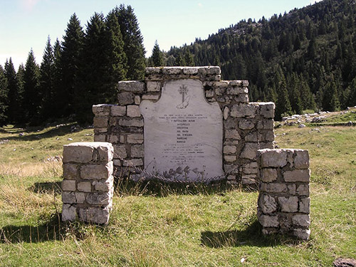 Memorial Alpine Battalion