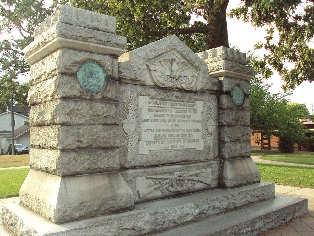 Monument Soldaten uit Kentucky