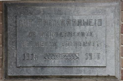 Plaquette De Lindenhof