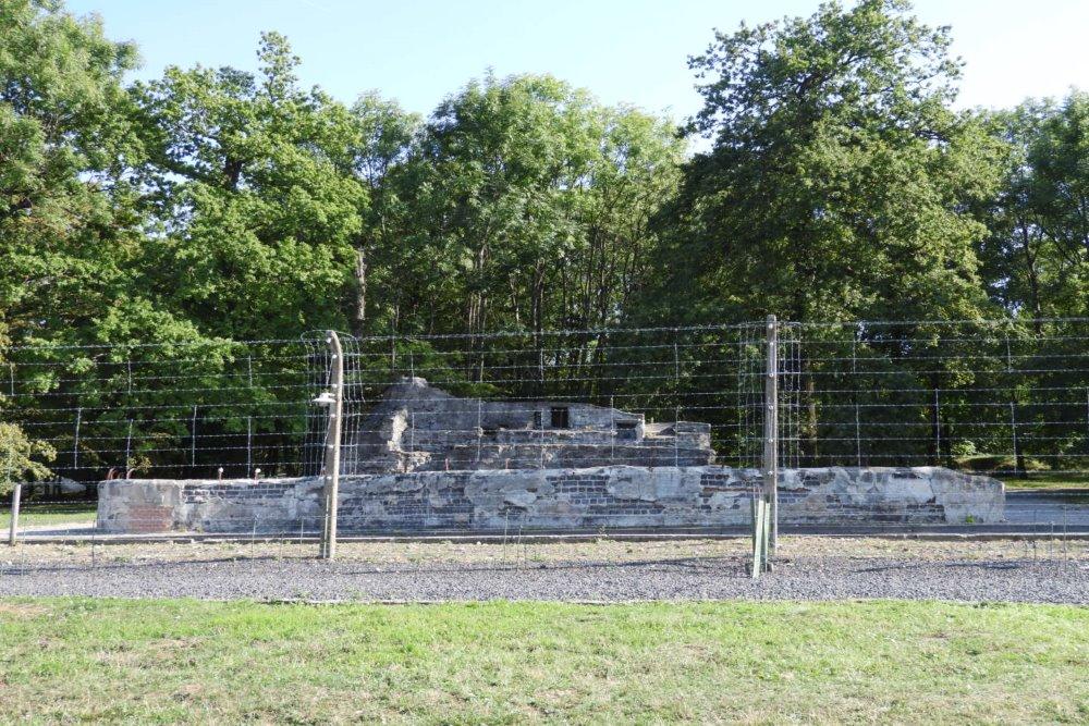 Dierentuin van de SS Concentratiekamp Buchenwald