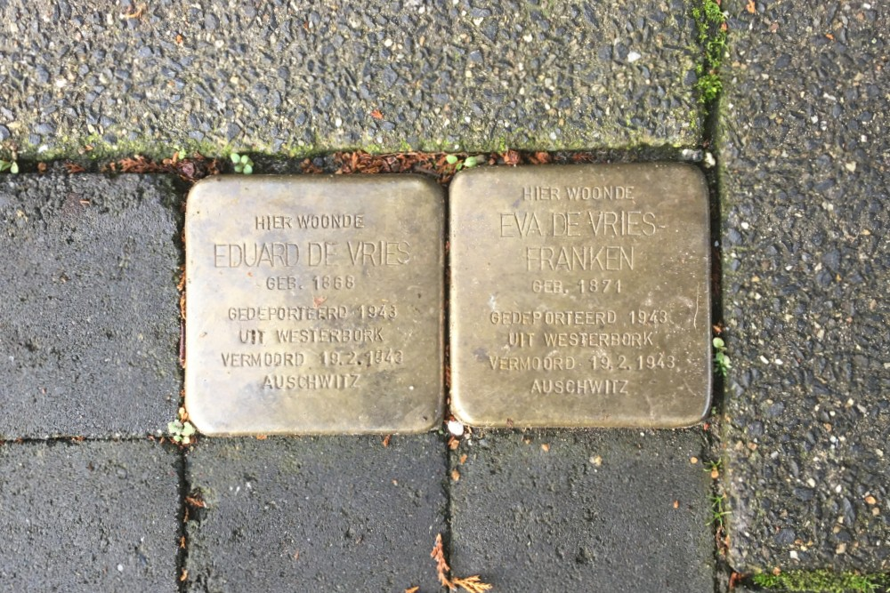 Stumbling Stones Oude Amersfoortseweg 65