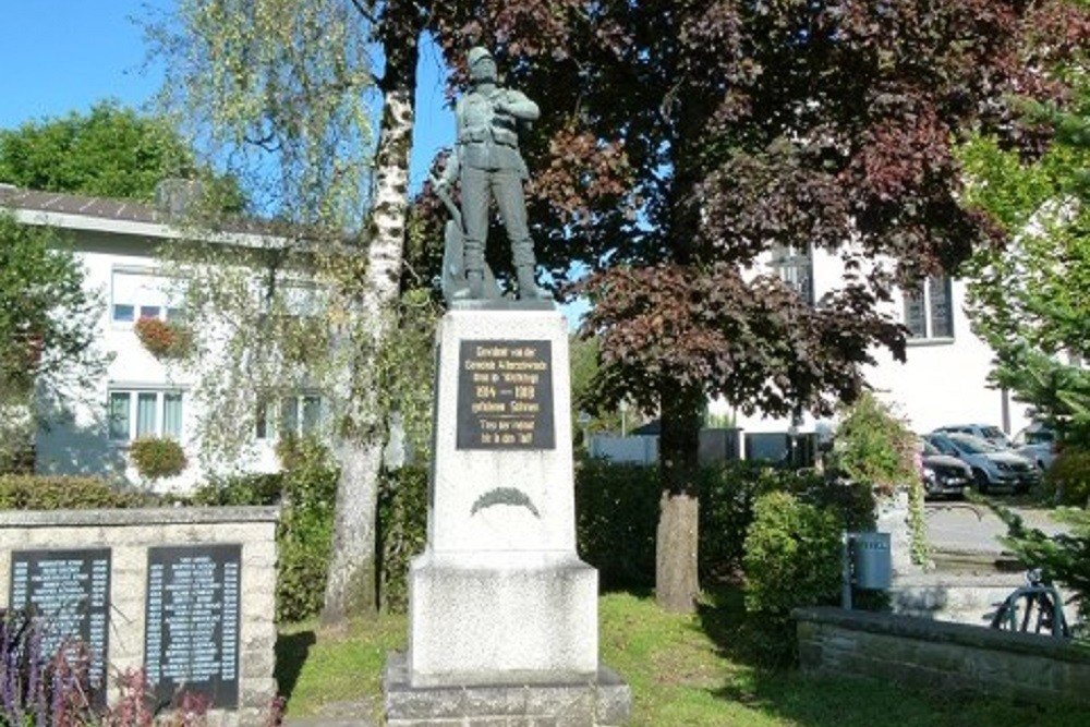 War Memorial Alberschwende