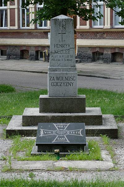 Monument Henryk Keller