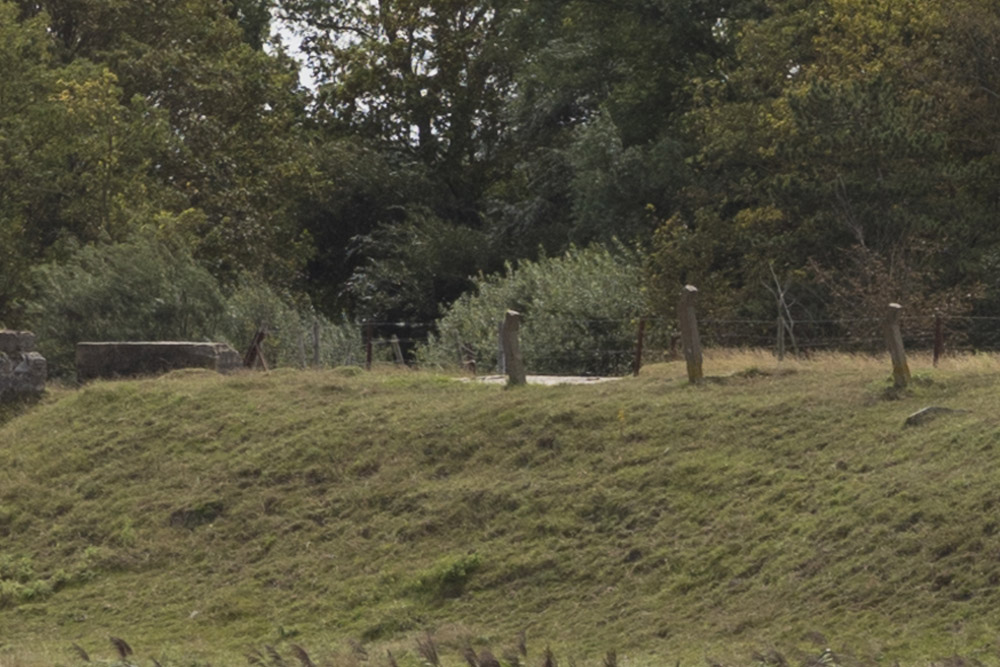 Hollandstellung - Personnel Bunker/Shelter-Pillbox