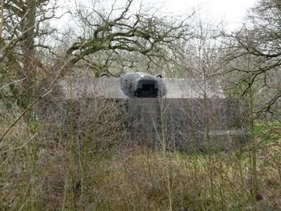 G-Casemate Fort bij Vechten