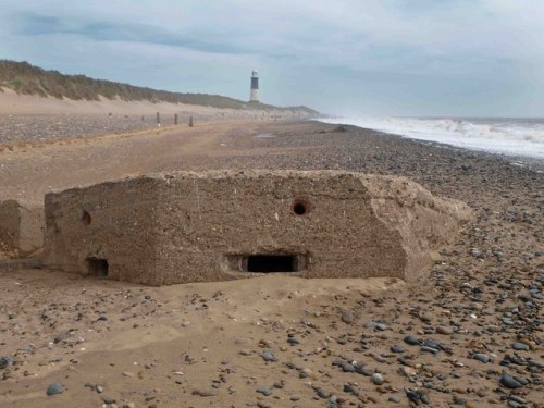 Lozenge Bunker Spurn Head